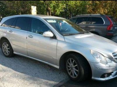 second-hand Mercedes 320 R Class