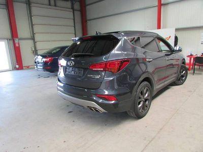 second-hand Hyundai Santa Fe 2.2CRDI Luxury 4WD