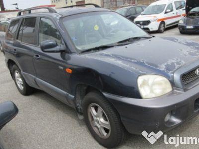 used Hyundai Santa Fe 4x4 2.0CRDI 2004