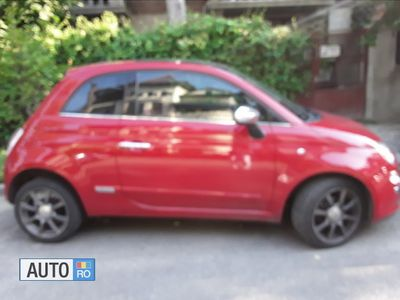 second-hand Fiat 500 Disel