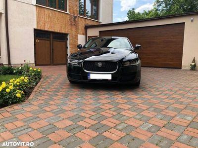 second-hand Jaguar XE