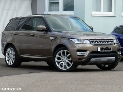 second-hand Land Rover Range Rover Sport 3.0