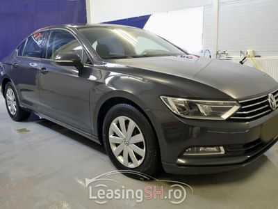 second-hand VW Passat din 2015
