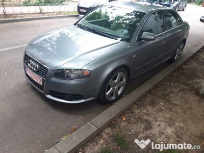 second-hand Audi A4 b7 2.0 T