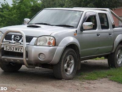 brugt Nissan Navara 4x4, 2.5 Diesel, an 2004