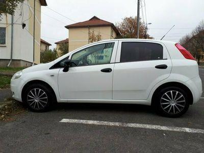 second-hand Fiat Grande Punto 2010