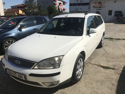 second-hand Ford Mondeo 2005, 2.0 tdci, 6 trepte, manual, 131 cp, euro 4, 298.000 km