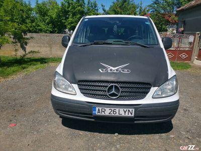 second-hand Mercedes Vito 111 cdi, 8+1 locuri