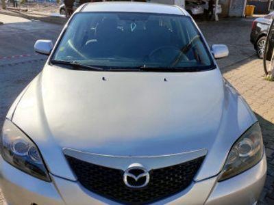 second-hand Mazda 3 BK 1.6 CD Turbo diesel