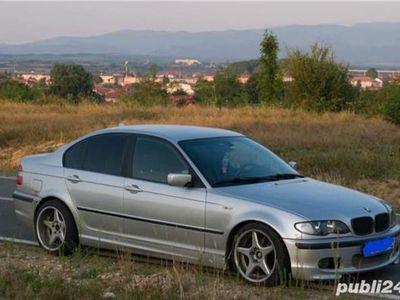 second-hand BMW 320 d 6+1 trepte dvd