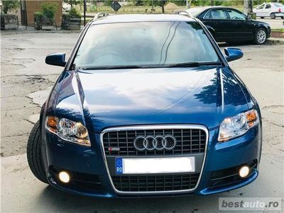 second-hand Audi A4 B7 S-Line - 2.0Tdi - 140Cp - 2007 (Volan dreapta)