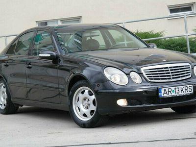 second-hand Mercedes E220 an 2003, 2.2 Cdi (Diesel)