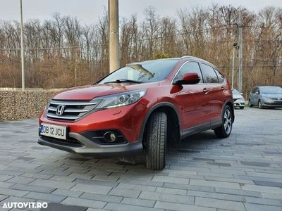 second-hand Honda CR-V 2.2