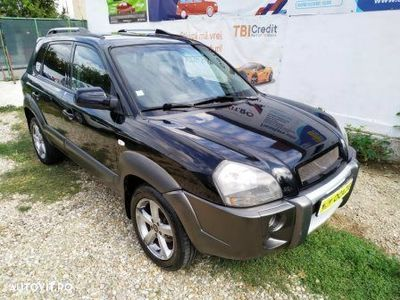 second-hand Hyundai Tucson 2006 2.0 CRDI 115 2WD Edition SPÉCIALE rate