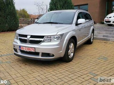 second-hand Dodge Journey 2.0L
