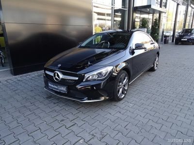 second-hand Mercedes CLA200 d 4MATIC Coupe
