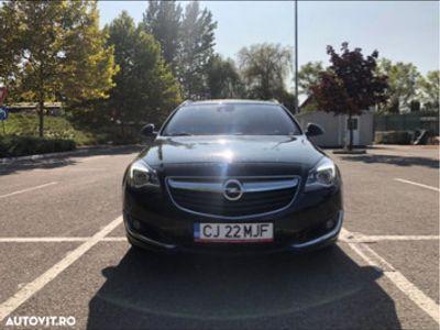 second-hand Opel Insignia Tourer 2015 Automat 195 CP