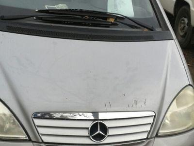 second-hand Mercedes A160 class