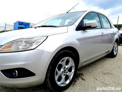 second-hand Ford Focus 1.6 benzina