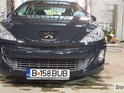 second-hand Peugeot 308 1.4 VTI cu GPL