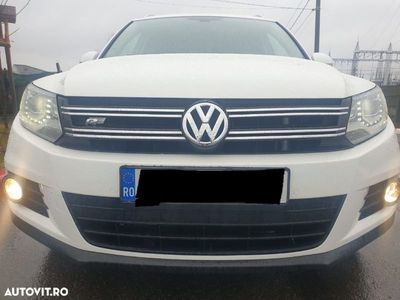 second-hand VW Tiguan 2.0