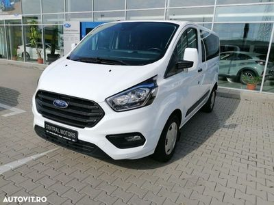 second-hand Ford Custom Transit