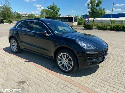second-hand Porsche Macan 3.0