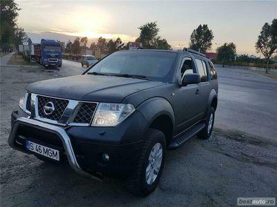 second-hand Nissan Pathfinder