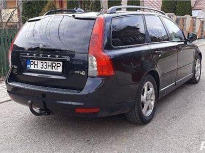 second-hand Volvo V50