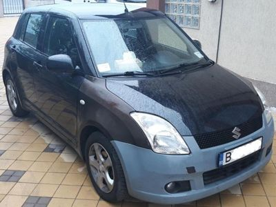 second-hand Suzuki Swift 2008