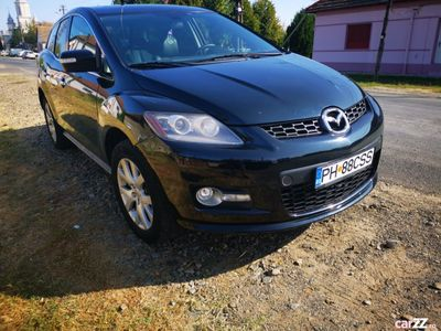 second-hand Mazda CX-7 2.3turbo, 260 cp