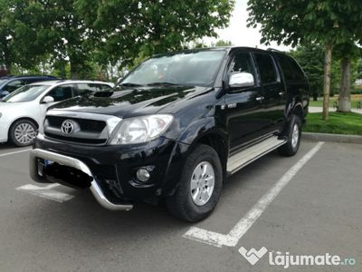 second-hand Toyota HiLux 3.0