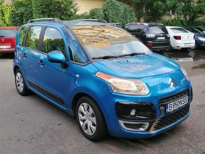second-hand Citroën C3 Picasso 1.4 vti 95cp bucuresti