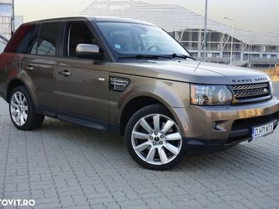 brugt Land Rover Range Rover Sport - 2012 - 3. TD / 256 cp - 4 x 4