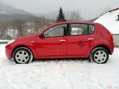second-hand Dacia Sandero Laureate 1.4 Mpi 2009 euro 4