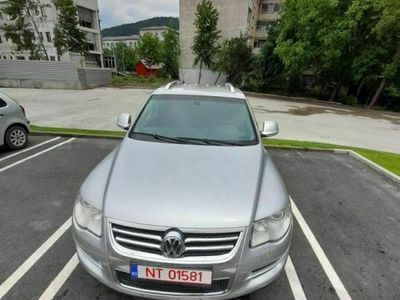 second-hand VW Touareg 2.5TDI
