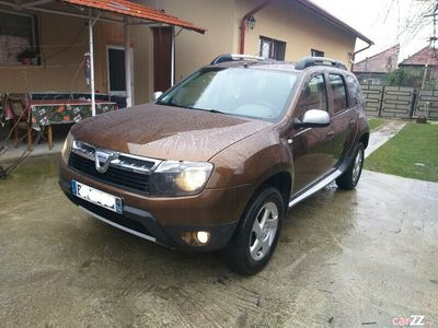 second-hand Dacia Duster Laureate 4x4 1,5 dCi 110CP