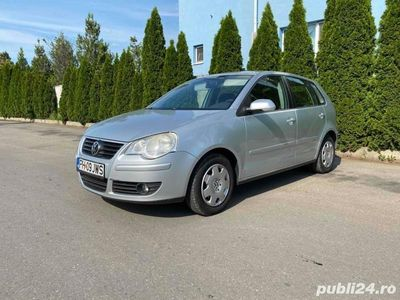 second-hand VW Polo 4