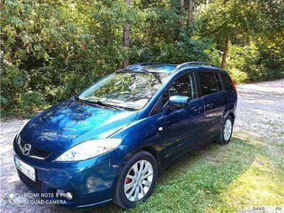 second-hand Mazda 5 -2007, euro 4 diesel 1998cmc, 105kw(143cp), 275000km