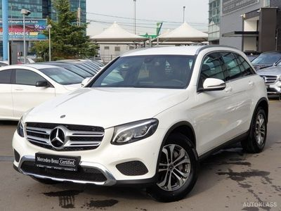 second-hand Mercedes GLC250 d 4MATIC