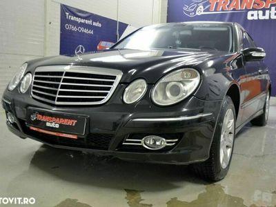 second-hand Mercedes E280