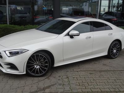 second-hand Mercedes CLS400 d 4MATIC Coupe