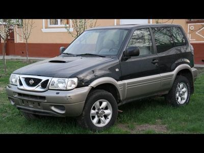 second-hand Nissan Terrano