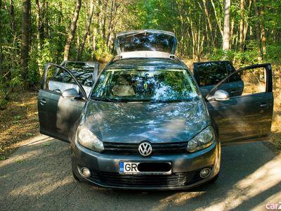second-hand VW Golf VI bluemotion 1.6 TDI 2010