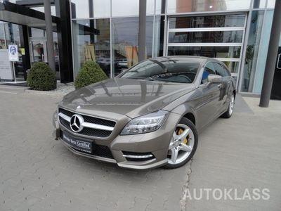 second-hand Mercedes CLS350 CDI