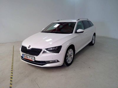 second-hand Skoda Superb Combi 2.0 TDI DSG, Style