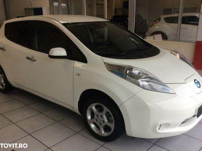 second-hand Nissan Leaf