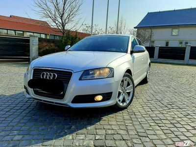 second-hand Audi A3 impecabil