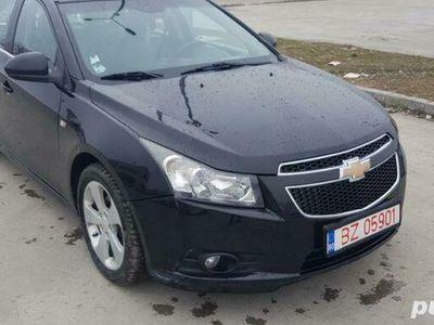 second-hand Chevrolet Cruze (posubilitatea de cumpărare în rate)