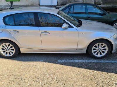 second-hand BMW 120 D, 160.000km